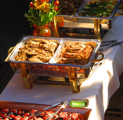 Business Plan For Catering