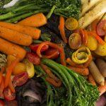 Grilled Veggie Platter